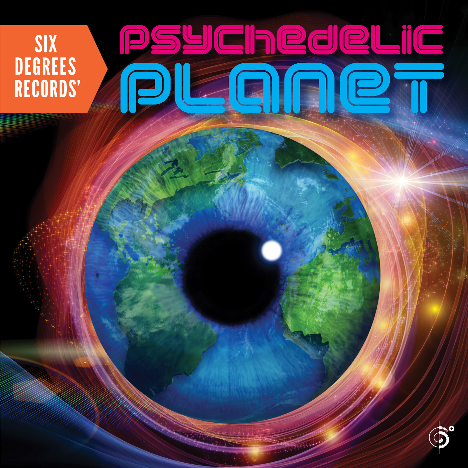 Six Degrees Records' Psychedelic Planet